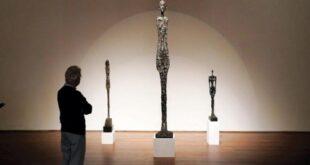 Giacometti, eserlerini satma pahasına Picasso ile rekabet eder mi?