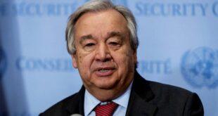 Guterres'ten Libya'daki ateşkes için BM'nin 'izleme mekanizması' kuracağı müjdesi