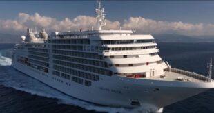 Suudi Arabistan'ın lüks yolcu gemisiyle Kızıldeniz keyfi