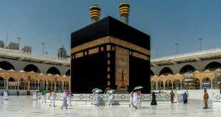 Suudi Arabistan'da Umre ziyaretçilerine izolasyon tedbirleri uygulanıyor