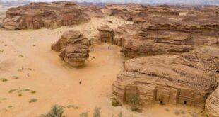 Suudi Arabistan'dan El-Ula Antik Kenti'nde büyük kültür hizmeti