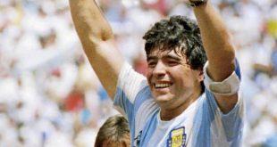 Dünya futbolunun efsane ismi Maradona'nın hayatı