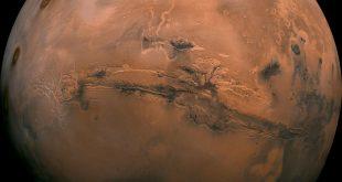 NASA'dan Mars müziği: Kızıl Gezegen'in bulutlarındaki hareketler sese dönüştürüldü