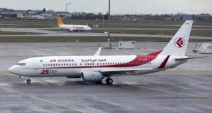 Cezayir'de yurt içi uçuşlar 9 ayın ardından tekrar başlıyor