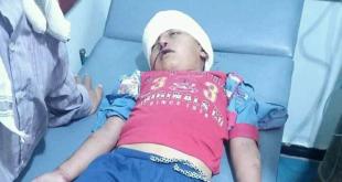 Husilerin topçu saldırısında bir çocuk öldü