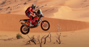 Suudi Arabistan çöllerinden nefes kesen görüntüler (VİDEO)