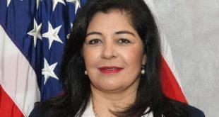 ABD'de ilk Müslüman kadın Başsavcı: Saime Muhsin