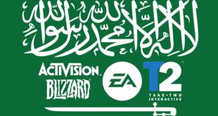 Suudi Arabistan sanal oyuna 3.3 milyar dolar yatırdı