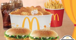 Riyadh International Catering McDonald's Türkiye'yi satın alıyor