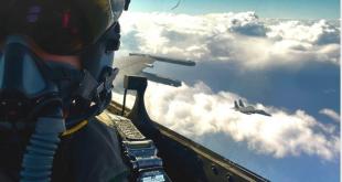 Suudi Arabistan jetleri Girit'ten arka arkaya havalandı!