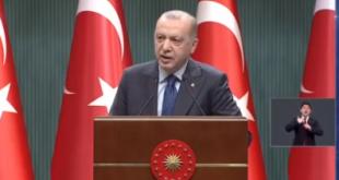 Cumhurbaşkanı Erdoğan açıkladı: Ramazan'da 2 hafta kısmi kapanma geldi