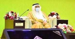 'Suudi Arabistan'ın İslam ve Müslümanlara Hizmet Etme ve Ilımlılık Değerlerini Pekiştirme Çabaları' isimli konferans başladı
