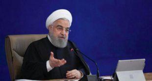 Ruhani'den uluslararası izolasyon uyarısı
