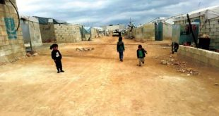 İdlib'de yerinden edilenler, insani yardıma muhtaç