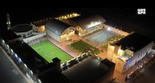 Medine'de yetimler için beş yıldızlı kompleks (VİDEO)