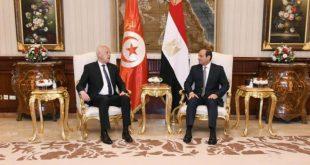 Sisi: Mısır'ın su güvenliği Arap ulusal güvenliğinin bir parçasıdır