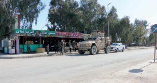 ABD zırhlı araçları, Haseke'de Rus kuvvetleriyle temas noktalarını denetliyor