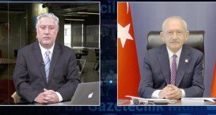 Kılıçdaroğlu: Kanal İstanbul ihalesine girecek ülkeye mesafe koyacağız ve kesinlikle paralarını ödemeyeceğiz