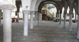 Husiler cami yıktı