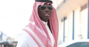 Galatasaray'dan Suudi Arabistan'a giden Bafetimbi Gomis tarihe geçti