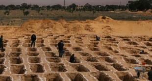 Libya'da bulunan toplu mezarlar, cezasız kalan savaş suçlarını belgeliyor