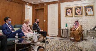 Riyad ve Washington, Afrika Boynuzu'ndaki gelişmeleri görüştü