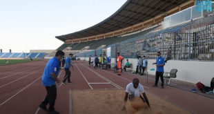 Suudi Arabistan'da engelliler engel tanımadı (VİDEO)