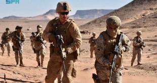 Suudi Arabistan – ABD orduları tatbikatı devam ediyor