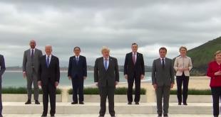 Çin G7'yi uyardı: Dünyayı küçük gruplar yönetmiyor