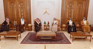 Suudi Arabistan Dışişleri Bakanı Ummanlı mevkidaşı ile görüştü