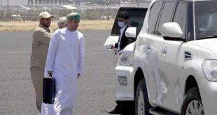 Umman'dan bir heyet Husileri BM barış planına ikna etmek için Sana'da