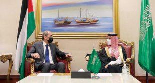 Suudi Dışişleri Bakanı Ürdün, Moritanya ve Libya mevkidaşlarıyla görüştü