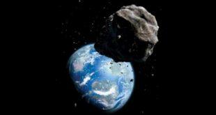 NASA: Dev bir göktaşı Dünya'nın yakınından geçecek