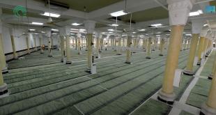 El-Hayf Camii; Peygamber (s.a.v.)'in veda haccını gerçekleştirdiği mescit (VİDEO)