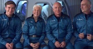 Bezos uzaya çıktığı 11 dakikada ne kadar para kazandı?