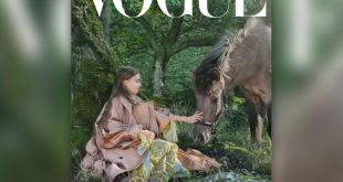 Vogue'a kapak olan Greta Thunberg: En son üç yıl önce bir şey satın aldım