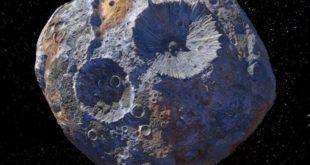 NASA, 10 bin katrilyon dolardan fazla değere sahip olduğu söylenen asteroidi incelemek için bir çalışma başlattı