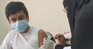 Suudi Arabistan'da aşı olan çocuklar okuldan eğitimlerine devam edebilecek