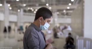 Korona aşısını yaptıran 12-18 yaş grubu artık Ulu Cami'ye girebiliyor (VİDEO)