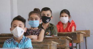 Suriye'nin kuzeydoğusunda artan Kovid-19 vakalarına karşı kısmi yasaklar getirildi